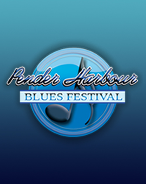 Pender Harbour Blues Festival