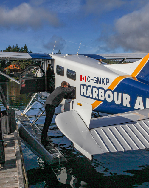 Harbour Air Seaplanes & Tours